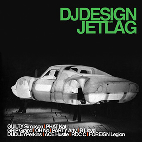 Former Stones Throw artist and Foreign Legion producer DJ Design with his debut solo album …