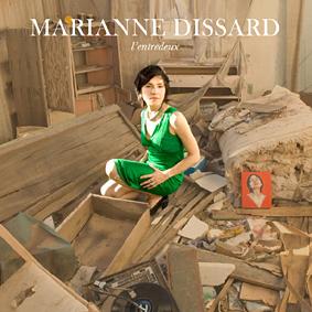 "French singer Marianne Dissard presents her debut album ""L'entredeux"" on Le Pop Musik …"