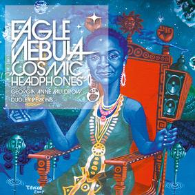 Second release on Georgia Anne Muldrow's Epistrophik Peach Sound imprint introducing Eagle Nebula …