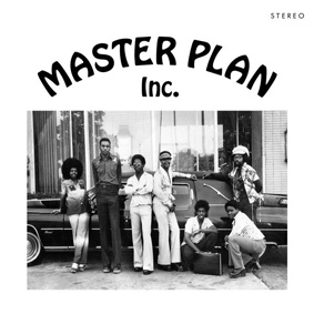 A whole album of previously unreleased soul and funk gems recorded by Master Plan Inc