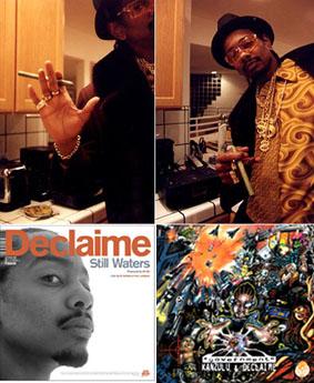 ILLMINDMUZIK – DECLAIME rollin' right in 2003…