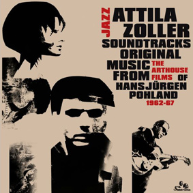 Collection of previously unreleased soundtrack recordings by Hungarian-born guitarist Attila Zoller