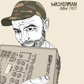 "Gianni Siravo aka Washerman presents his first album ""Raw Poet"" on Drumpoet Community"