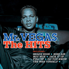 Essential 'best of' collection of Mr. Vegas on Greensleeves Records …