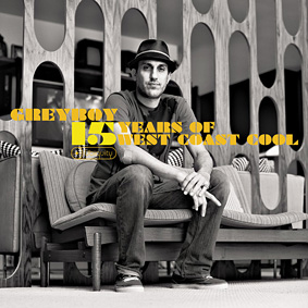 "Ubiquity is delighted to release Greyboy's best of album ""15 Years Of West Coast Cool"" …"