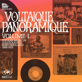 """The compilation """"Voltaique Panoramique Vol.1"""" contains great unheard tracks from Burkina Faso"""