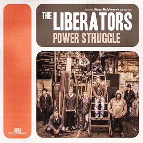 "Sydney's premier Afro-funk-jazz combo The Liberators will be back with their new album ""Power Struggle"""