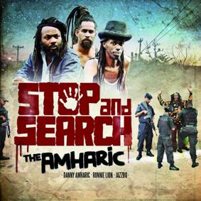 Fifth studio album by top UK roots trio The Amharic