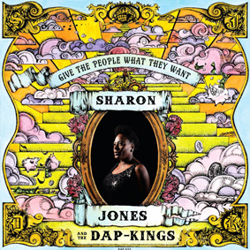Sharon Jones & The Dap Kings want to give the people what they want