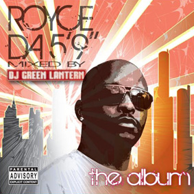 Detroit's Royce Da 5'9″ is back with his brand new album …
