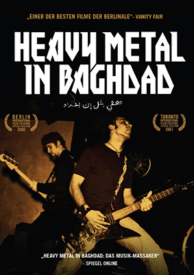"""""""Heavy Metal in Baghdad"""" is a feature film documentary about the Iraqi heavy metal band Acrassicauda …"""