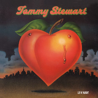 TOMMY STEWART first time full-length LP / CD Re-issue on Luv N' Haight …