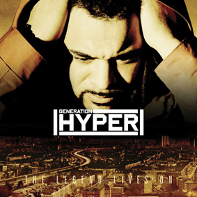 Dance Concept brings to you the next instalment of the Stevie Hyper Legacy