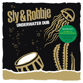 Brand new dub album from prolific Jamaican rhythm section and production duo Sly & Robbie