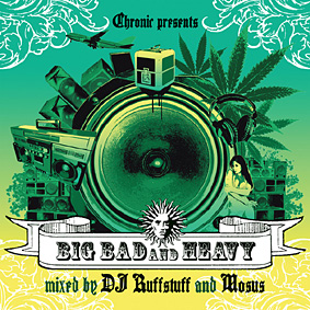 """Bryan Gee & V Recordings present """"Big Bad And Heavy"""" mixed by DJ Ruffstuff & Mosus …"""