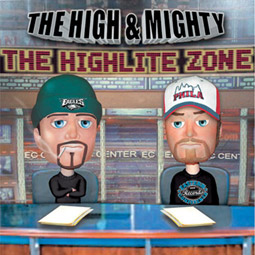 THE HIGH & MIGHTY return with their brand new album …