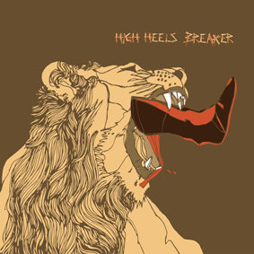 The Zurich based producer High Heels Breaker returns with his new album