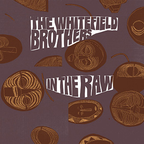"Reissue of the Whitefield Brothers super-rare modern funk classic ""In The Raw"" …"
