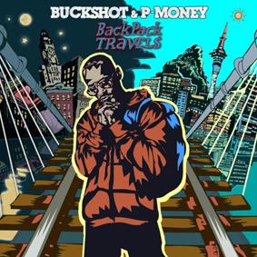 NZ's premier producer P-Money has teamed up with underground rap legend Buckshot to release new album