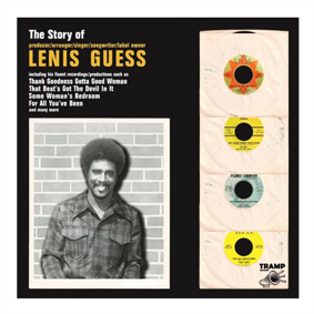 The story of multi-talented singer, songwriter, producer, arranger, and label owner Lenis Guess