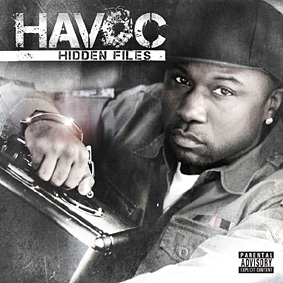 "Havoc of Mobb Deep is ready to bless the masses with his debut album ""Hidden Files"" …"