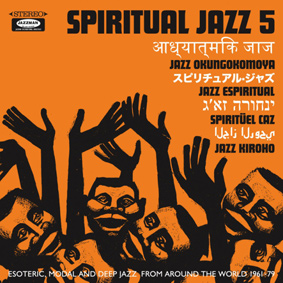 Jazzman Records set to release 5th installment of Spiritual Jazz compilation series