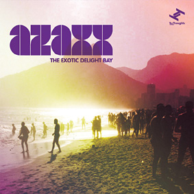 """The Exotic Delight Bay"" is French producer Azaxx's first album on Tru Thoughts …"