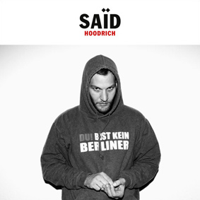 Ende September veröffentlicht Hoodrich-Member Said sein gleichnamiges Solo-Album