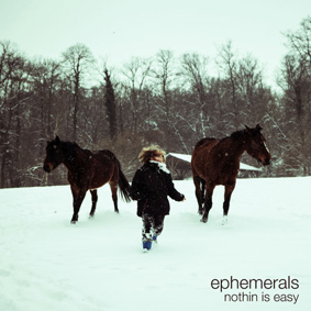 Nothin Is Easy is the debut album from soul/funk sensation Ephemerals