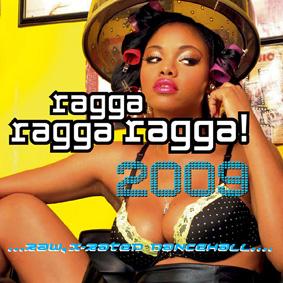 "Greensleeves Records celebrates the 15th anniversary of the ""Ragga Ragga Ragga"" series …"