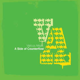"""New COUNTERFLOW label compilation """"A-Side Of Counterflow"""" …"""