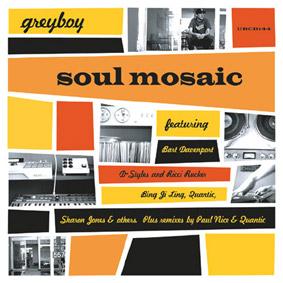"""New GREYBOY album """"Soul Mosaic"""" on Ubiquity …"""