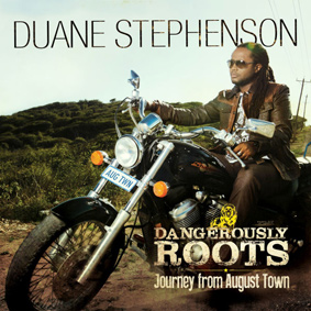 Exciting new album from singer songwriter Duane Stephenson