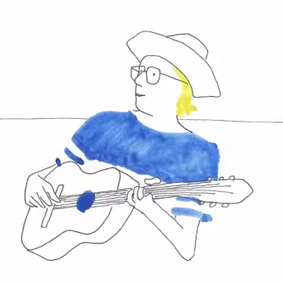 """Video for """"Rainman"""" from the forthcoming Erlend Øye solo album """"Legao"""""""