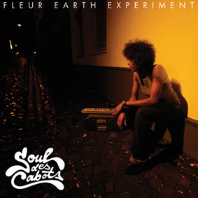 "Fleur Earth Experiment present their eagerly-awaited debut album ""Soul Des Cabots"" …"