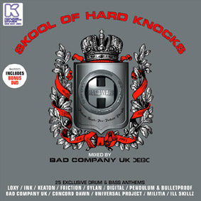 New compilation from RENEGADE HARDWARE (Best Label 2003 Knowledge Drum & Bass Awards) …