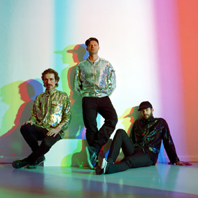 """New WhoMadeWho video for the second album single """"The Plot"""" …"""