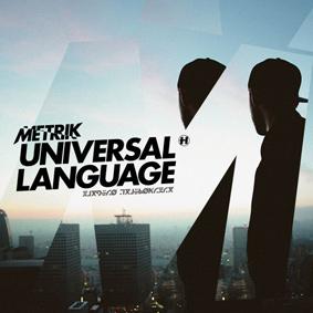 Metrik finally arrives with his long-awaited debut album 'Universal Language'
