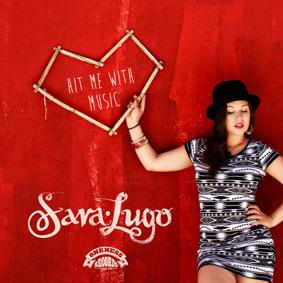 """Sara Lugo veröffentlicht ihr neues Reggae/Soul-Album """"Hit Me With Music"""""""