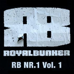 "ROYAL BUNKER compilation ""Royal Bunker Nr.1 Vol.1"" (in German) …"