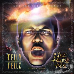 Telly Tellz vom Hamburger Erfolgs-Label Rattos Locos bringt den straighten Rap von der Waterkant zurück