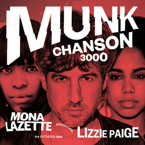 "Gomma boss Mathias Modica aka Munk is ready to release his new album ""Chanson 3000"""