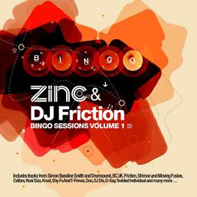 "ZINC & FRICTION pres. ""Bingo Sessions Volume 1"" …"