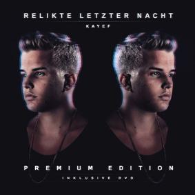 """Unter dem Titel """"Relikte Letzter Nacht"""" erscheint Kayefs mit Spannung erwartetes Studio-Album"""