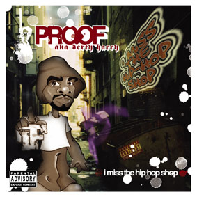 Highly anticipated solo album debut from PROOF aka Derty Harry of D12 …