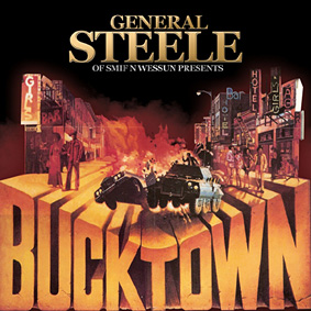 Brand new solo project by General Steele of Smif N Wessun / Cocoa Brovaz …