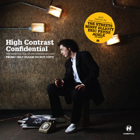 High Contrast is back with a first-class collection of originals and remixes …