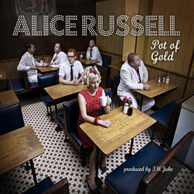 """Alice Russell will be releasing her latest album """"Pot Of Gold"""" …"""
