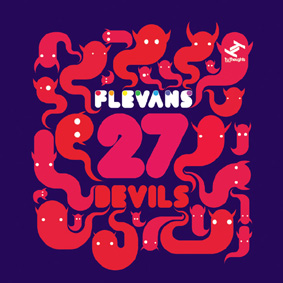 Multi-instrumentalist Flevans' third album is full of contrasts and surprises …