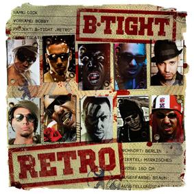 Der Berliner Rapper B-Tight hat sein neues Album für Januar 2015 angekündigt